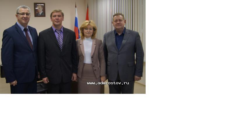 Администрация РМР подпишет договор с Витебским горисполкомом
