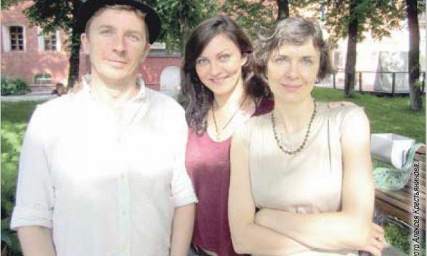 В Ростов приезжали артисты