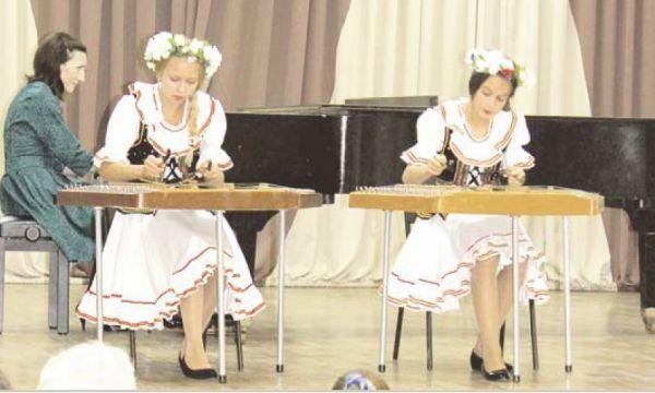 Таланты на Ростовской земле